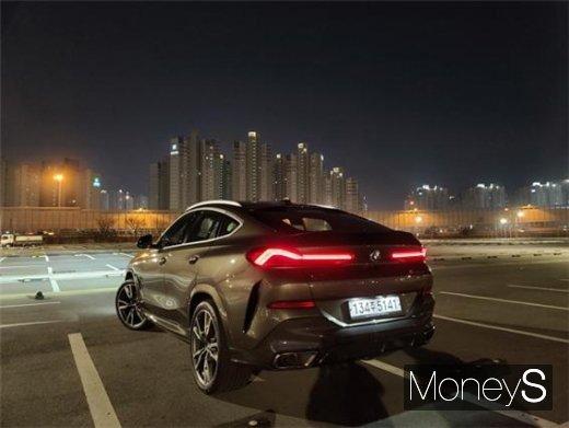 [시승기] 장도연은 벤츠… 금수저는 'BMW X6' 탄다