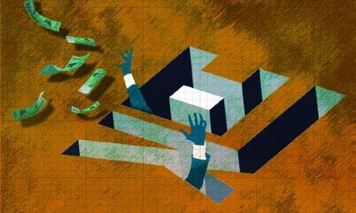 자영업 신용불량자 더 늘었다… 코로나19에 '비상'