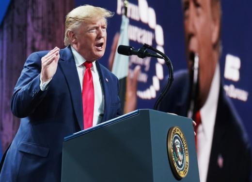 도널드 트럼프 미국 대통령/사진=로이터