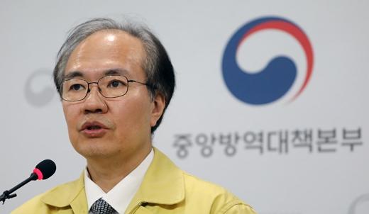 권준욱 질병관리본부 중앙방역대책본부 부본부장. /사진=장수영 뉴스1 기자