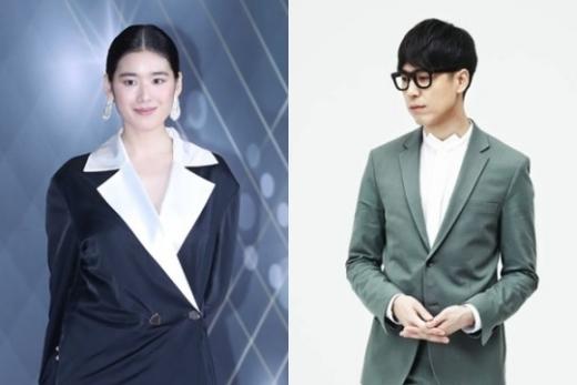영화배우 정은채(34)와 가수 정준일(37)이 불륜설에 휘말렸다. /사진=뉴시스, 엠와이뮤직 제공