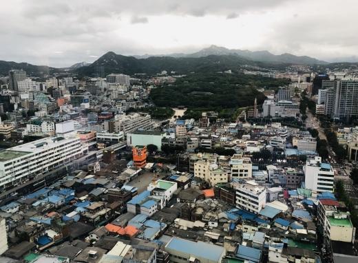 세운상가 일대. /사진=서울시