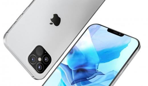 아이폰12(가칭) 렌더링. 외신들은 아이폰12가 6년만에 각진 디자인으로 돌아갈 것이라고 예상했다. /사진=폰아레나