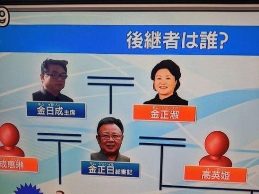 일본 방송이 김정숙 대한민국 영부인을 김일성 북한 주석의 부인이라고 소개하는 말도 안되는 방송사고를 저질러 논란이 일고 있다. /사진=BS TV도쿄 닛케이 플러스10 캡처