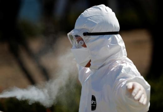 아랍에미리트(UAE) 두바이에서 신종 코로나바이러스 감염증(코로나19)에 감염된 한국인이 숨졌다. /사진=로이터