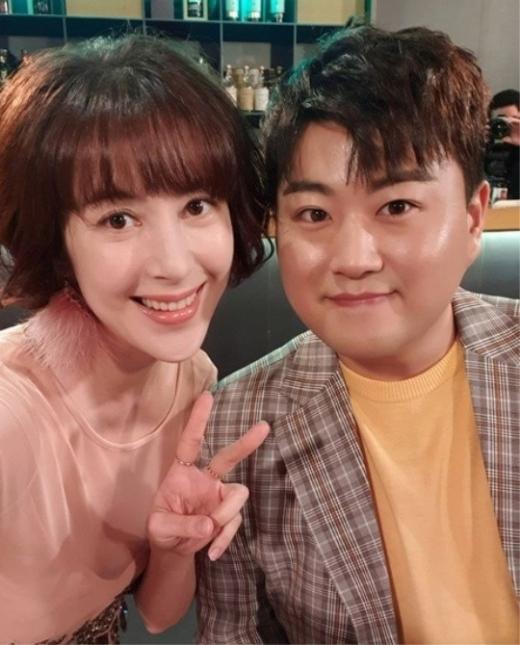 '우리 다시 사랑할 수 있을까2'에서 미스코리아 출신 이지안이 가수 김호중을 향해 호감을 표시했다. /사진=이지안 인스타그램