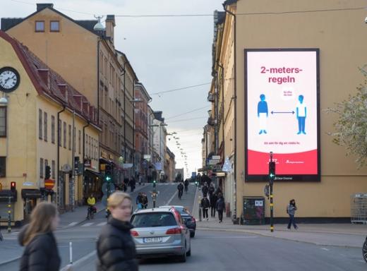 스웨덴에서 신종 코로나바이러스 감염증(코로나19)으로 인한 사망자가 3000명에 육박했다. /사진=로이터