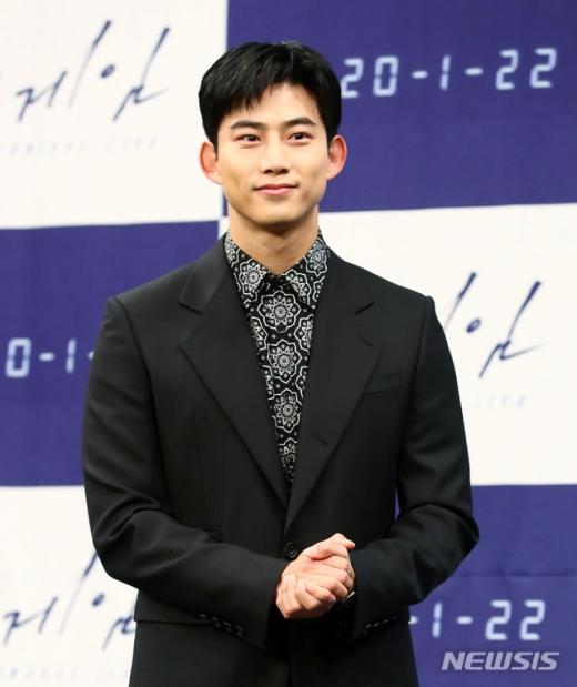 가수 겸 배우 옥택연이 영화 '한산'에 출연한다. /사진=뉴시스