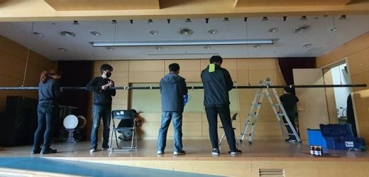 용인문화재단, 찾아가는 재능기부 '테크니컬러너' 성료. / 사진제공=용인문화재단