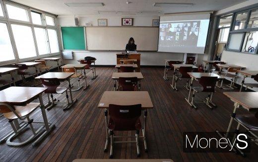 서울에 있는 학교에 다니는 모든 학생의 가정에 친환경 쌀을 비롯한 10만원 상당 식재료가 무상으로 지원된다. /사진=장동규 기자