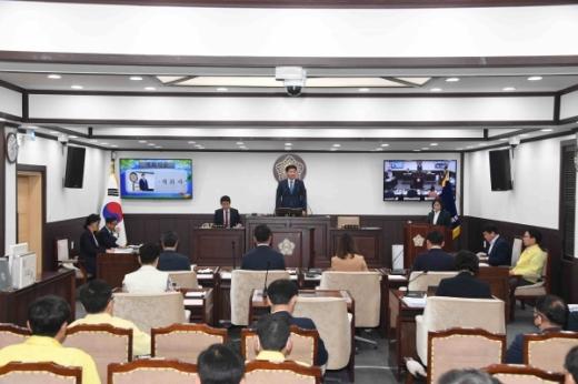 동두천시의회가 모든 회의가 앞으로 인터넷을 통해 시민들에게 생방송된다. / 사진제공=동두천시의회