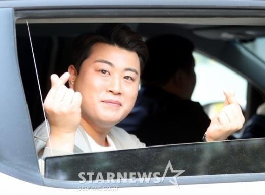 '트바로티' 김호중의 입대에 관심이 쏠리고 있다. /사진=스타뉴스