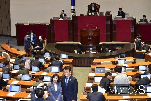 [머니S포토] 마지막 앞둔 제20대 국회 본회의