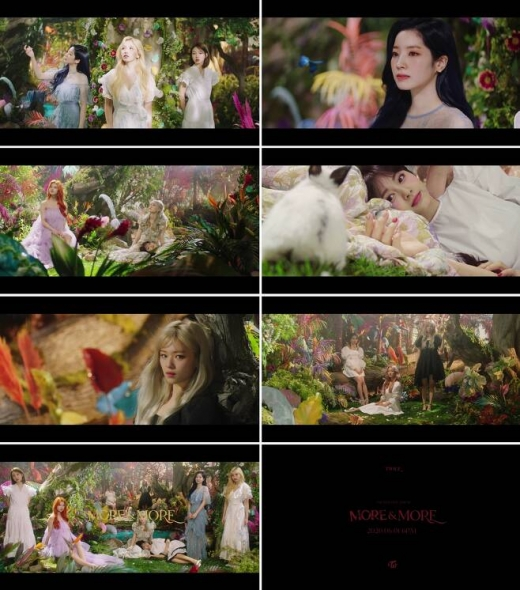 트와이스 신곡 공개/사진=JYP엔터테인먼트 제공