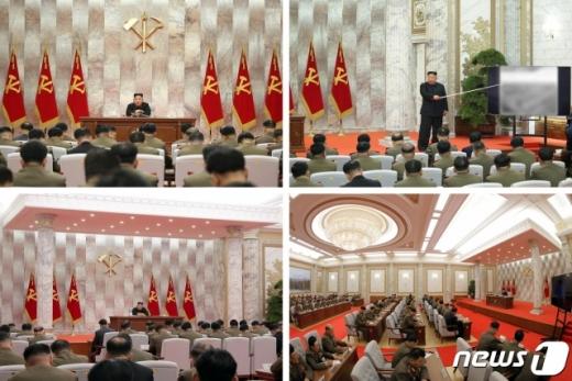 김정은 북한 국무위원장이 지난 2일 순천린(인)비료공장 준공식 이후 다시 공식석상에 나타났다. /사진=뉴스1(노동신문)