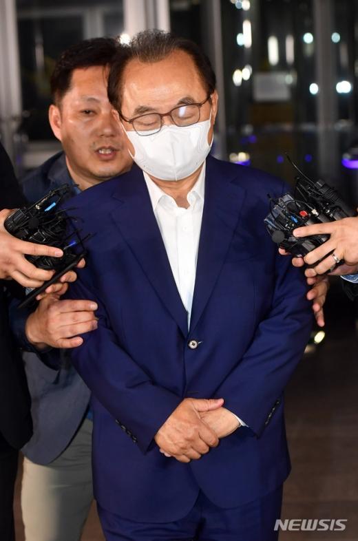 지난 22일 오거돈 전 부산시장이 성추행 사건으로 사퇴한 지 29만에 첫 경찰조사를 마쳤다./사진=뉴스시DB