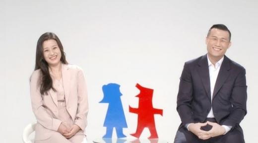 결혼 7년차를 맞은 이종격투기 선수 정찬성, 박선영 부부가 '정관수술'을 놓고 티격태격했다. /사진=SBS 종상이몽2 제공
