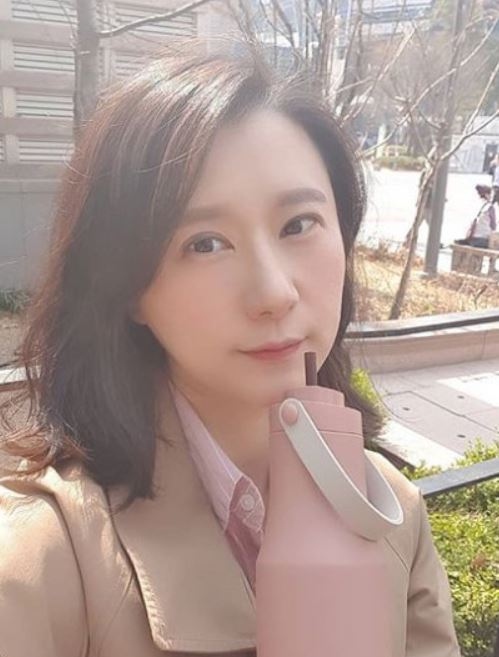 김유리 리포터가 라디오방송에 출연하면서 관심이 모아진다. /사진=김유리 인스타그램