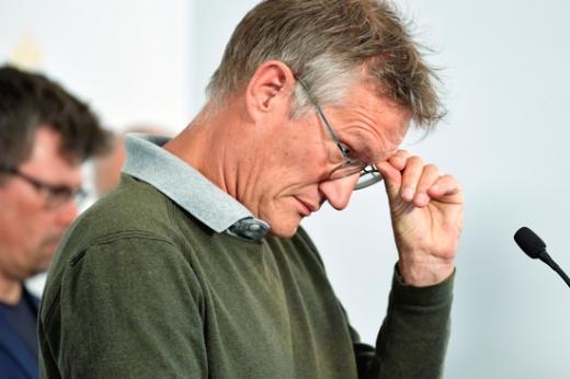 안데르스 텡넬 스웨덴 공중보건국 역학전문가가 당국의 집단면역 실험 실패를 사실상 인정했다. /사진=로이터