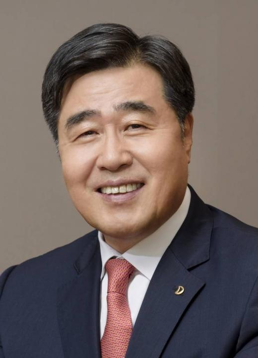김형 대우건설 대표이사 사장은 2018년 6월 취임해 올해로 임기 2년째를 맞는다. /사진제공=대우건설