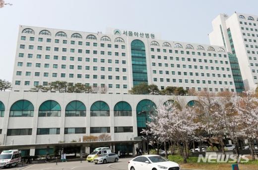 서울아산병원 뚫렸다… 외래진료차 방문한 60대 '확진'