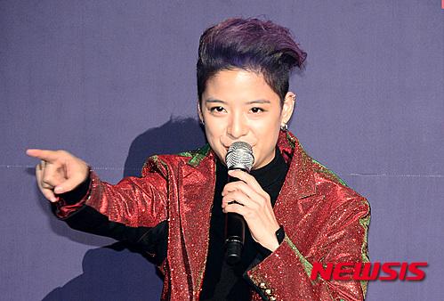 걸그룹 에프엑스 출신 엠버가 악성 댓글에 분노를 표했다. /사진=뉴시스