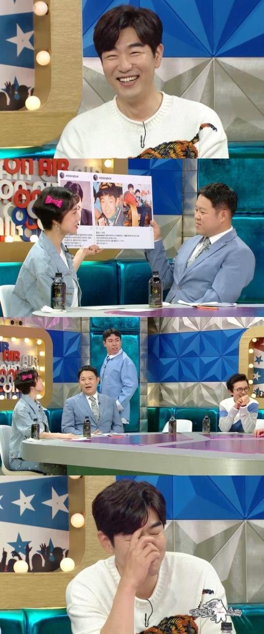 배우 이종혁이 할리우드에 진출했다고 털어놔 이목이 집중됐다. /사진=라디오스타 제공