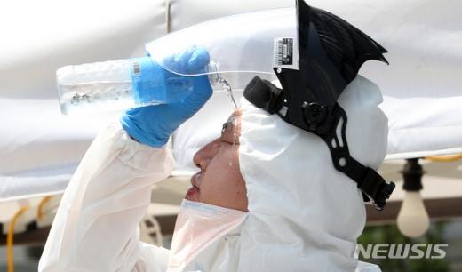 국내 신종 코로나바이러스 감염증(코로나19) 신규 확진자가 38명 추가됐다. /사진=뉴시스