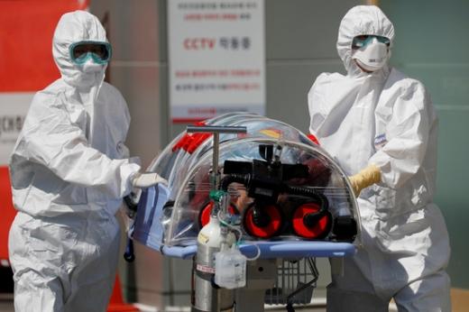 서울 도봉구에서 신종 코로나바이러스 감염증(코로나19) 확진자가 무더기로 발생했다. /사진=로이터
