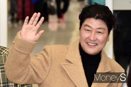 배우 송강호가 차기작으로 신연식 감독의 영화 '거미집'을 선택했다. /사진=임한별 기자