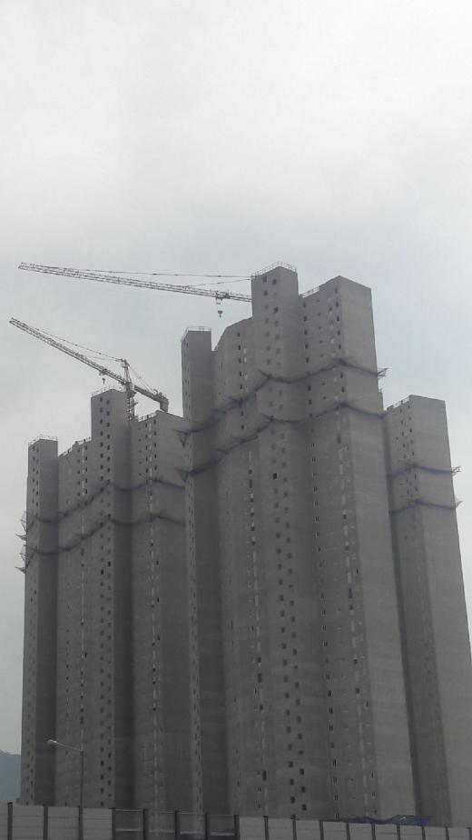 광주 북구의 한 아파트 신축 현장/사진=머니S DB.