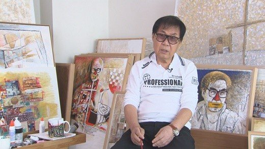 """4년만에 방송 출연한 조영남 """"조수 쓴 게 사기인가"""""""