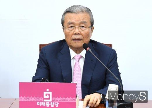 김종인 미래통합당 비상대책위원장이 차기 대권에서의 미래통합당의 역전 가능성을 언급했다. /사진=장동규 기자