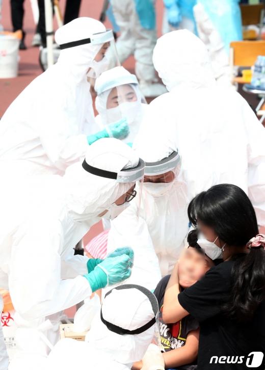 전북 고창군 성내면에 거주하는 60대 남성이 신종 코로나바이러스 감염증(코로나19) 양성 판정을 받았다. /사진=뉴스1