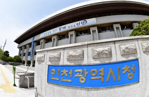 인천시는 '2020년도 제1회 인천시 사회적경제 주간 기념식'을 개최했다./사진제공=인천시