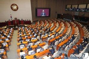 3차 추경 국회 본회의 통과… 35.1조원 역대 최대