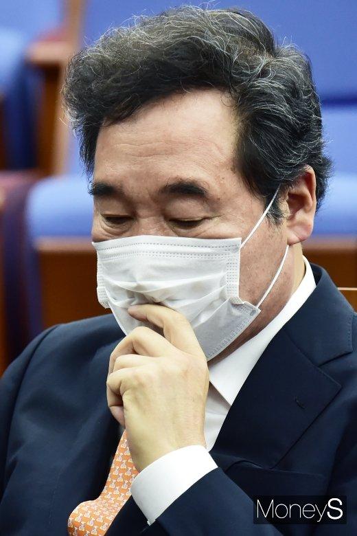 이낙연 더불어민주당 의원이 7일 당권 도전을 공식화한다. /사진=임한별 기자