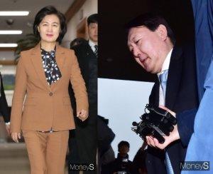 """'만시지탄' 속내 드러낸 추미애 """"윤석열 깨달았다면…"""""""