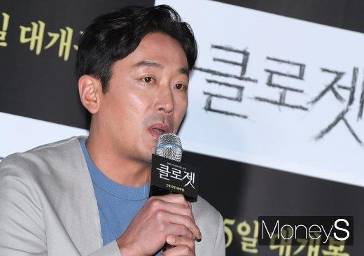 배우 하정우가 프로포폴 불법 투약 혐의로 검찰 조사를 받았다. /사진=장동규 기자