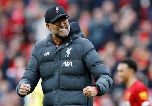 위르겐 클롭 리버풀 감독이 리버풀과의 계약 만료 후 계획에 대한 생각을 밝혔다. /사진=로이터