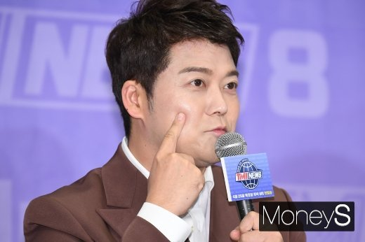 방송인 전현무가 SBS 새 예능프로그램 MC로 나선다. /사진=장동규 기자