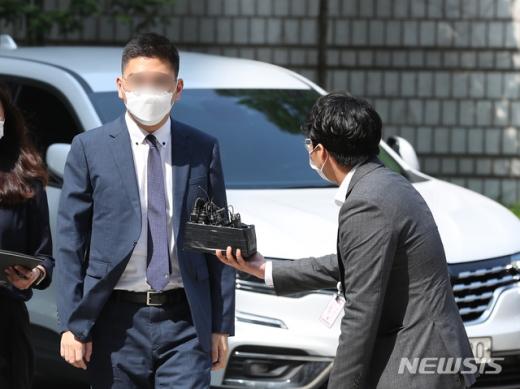 김동현 서울중앙지법 영장전담 부장판사는 17일 검언유착 의혹을 받는 전 채널A 기자 이동재씨에 대한 구속 전 피의자심문(영장실질심사)을 진행했다. /사진=뉴시스