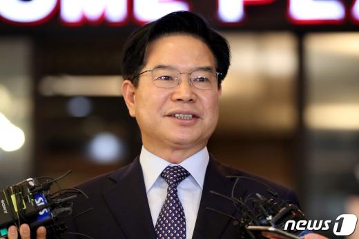 김창룡 경찰청장 후보자의 인사청문회가 오늘(20일) 열린다. /사진=뉴스1