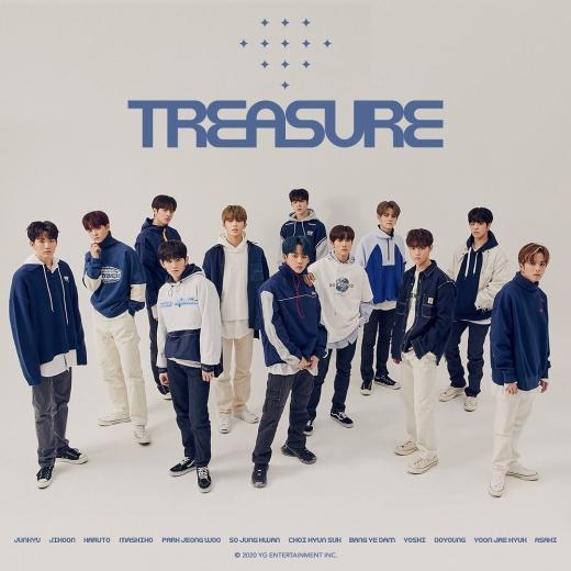 YG엔터테인먼트의 신인 그룹 트레저(TREASURE)가 오는 8월7일 공식 데뷔한다. /사진=트레저 인스타그램