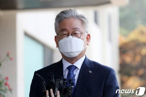 이재명 경기지사./사진=뉴스1