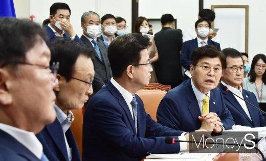 [머니S포토] 발언하는 이춘희 세종시장