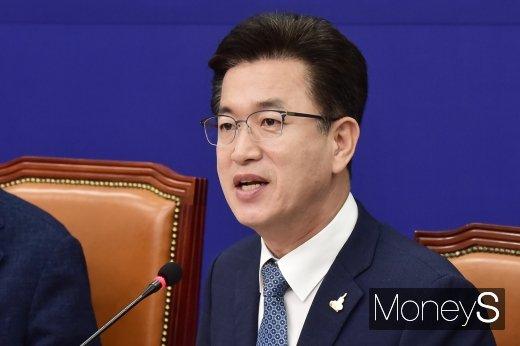 [머니S포토] 발언하는 허태정 대전시장