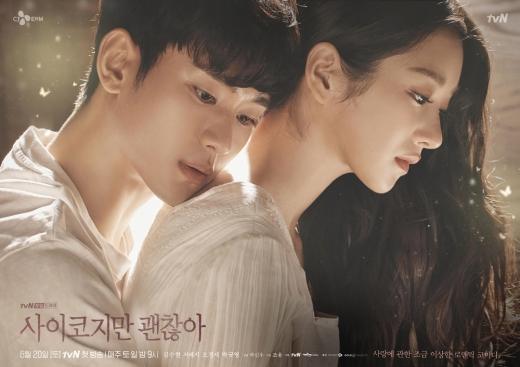 '사이코지만 괜찮아' 대표 이미지. /사진=tvN 제공