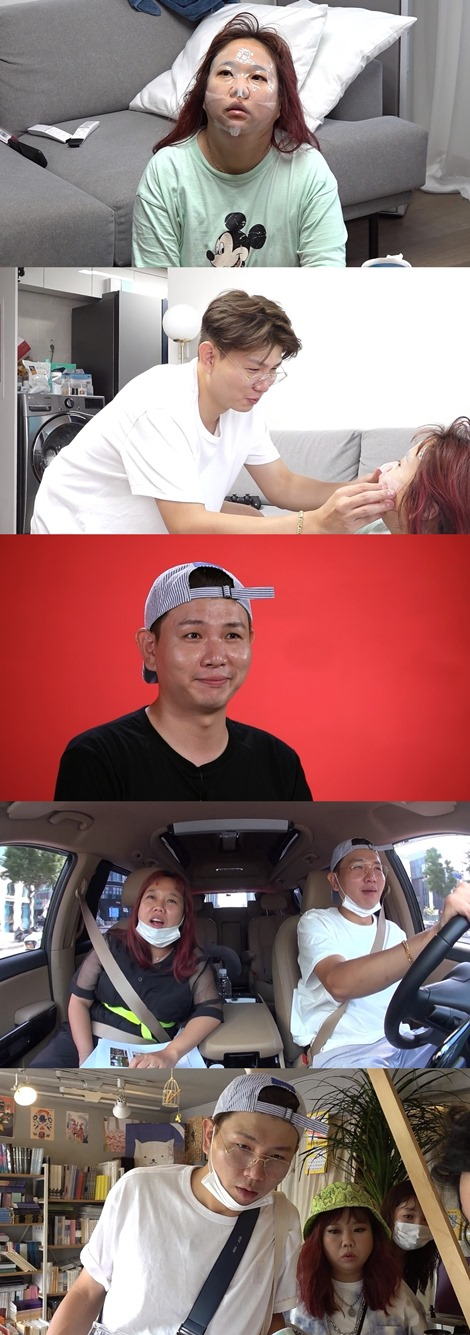 제이쓴이 홍현희의 일일 매니저로 활약했다. /사진=MBC '전지적 참견 시점'