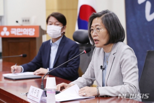 이수정 경기대 범죄심리학과 교수는 3일 MBC 라디오 '김종배의 시선집중'에 출연해 미래통합당 성폭력 대책 특별위원회 합류에 대한 입장을 밝혔다. /사진=뉴시스